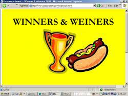 Winners and Wieners