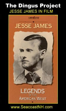 Legends of the American West, Jesse James