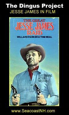 Great Jesse James Raid 1953 on the Dingus Proejct