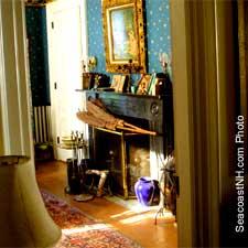 Breakfast room at Hibbard House, Bath, NH / SeacoastNH.com