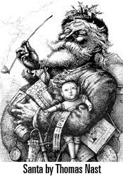 Nast-y Santa