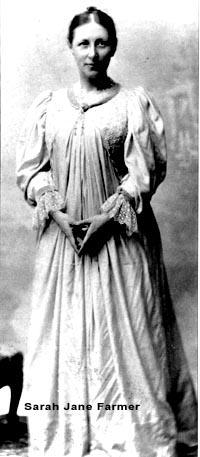 Sarah Jane Farmer