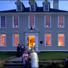 Historic Portsmouth houses / Wentworth-Gardener