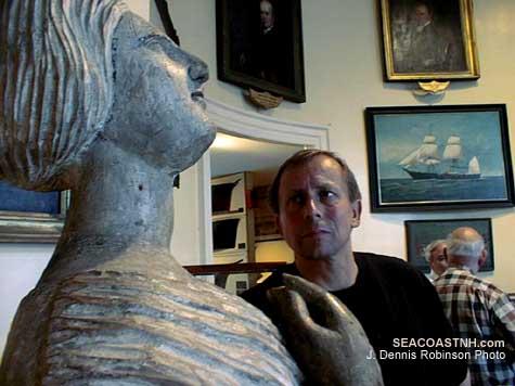 Karl-Eric Svardskog & his