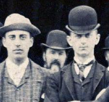 Frank Jones Brewery Workers