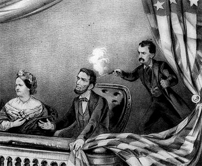 Lincoln's Assassination / Lib of Congress