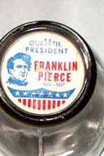 Presidential Milk Bottles