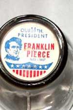 Presidential Milk Bottles