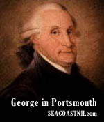 GW in Portsmouth NH 1789