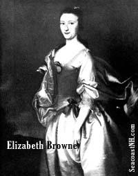Elizabeth Browne (Mrs Robert Rogers)