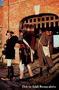 Portsmouth 1774 Raid (c) Ralph Morang