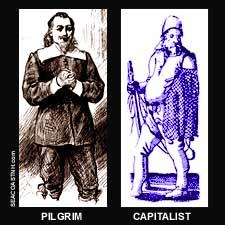 Pilgrims versus David Thomson/ SeacoastNH.com