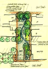 African Burial Ground design / City of Portsmouth