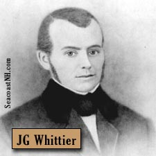 JG Whittier