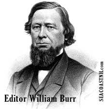 Abolitionist William Burr