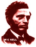 William C Nell started the story in 1855