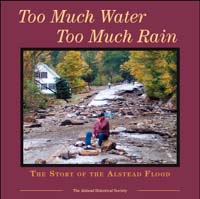 Too Much Water, Too Much Rain book cover