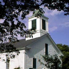Congregational Church, Kittery Point, ME / SeacoastNH.com