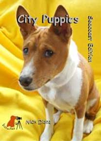 Cover of first City Puppies book from Back Channel Press/SeacoastNH.com