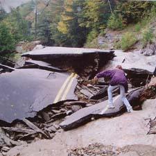 Alstead, NH Flood Damage / Alstead Historical Society