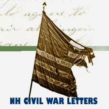 NH Civil War letters