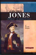 John Paul Jones bio from Compass Point Books