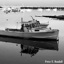 Rye Harbor by Peter E; Randall