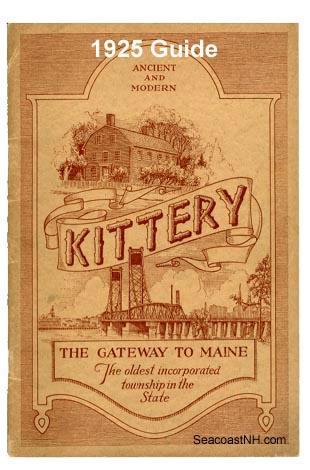 1925 Kittery Maine Guide / SeacoastNH.com