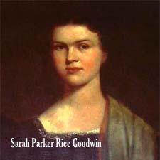 sarah Parker Rice Goodwin / SeacoastNH.com