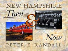 Cover of NH Then & Now by Peter E Randall