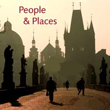 People & Places, Connections between the Inner and Outer Landscape