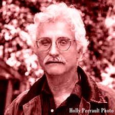 Poet John Perrault