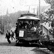 South Berwick trolley / OBHS.net