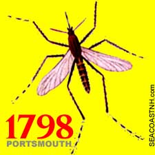 Yellow Fever in SeacoastNH 1798