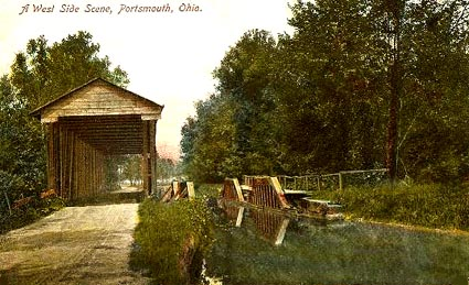 Railroad Bridge, Portsmouth, OH / SeacoastNH.com