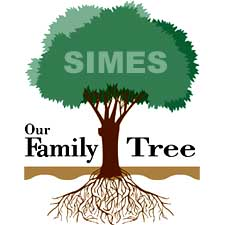 Simes Family Tree/SeacoastNH.com graphic