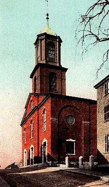 St John's, Portsmouth, NH / SeacoastNH.com