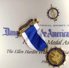 DAR Patriotism Award