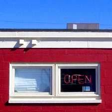 Becky's Diner exterior / SeacoastNH.com