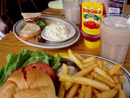 Fogarty's lunch / SeacoastNH.com