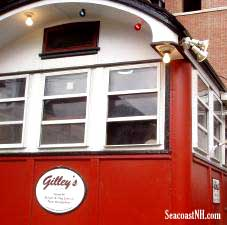 Gilleys Lunch Wagon, Portsmouth, NH