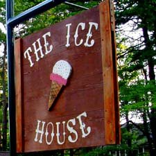 The Ice House in Newcastle, NH