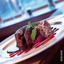 Dessert at Grisini by Jack Bingon/ Taste of the Seacoast