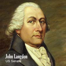 John Langdon / US Senate Portrait
