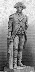 Statue of John Stark / SeacoastNH.com