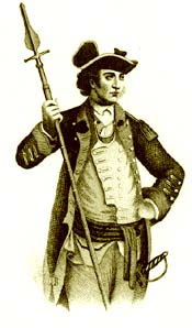 General Sullivan of New Hampshire