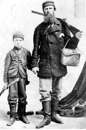 Levi Thaxter and son John / PER Publisher