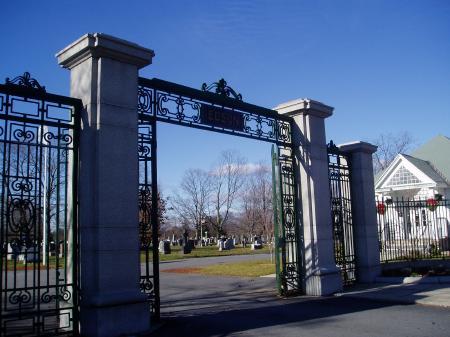 Edson Cemetery, Lowell