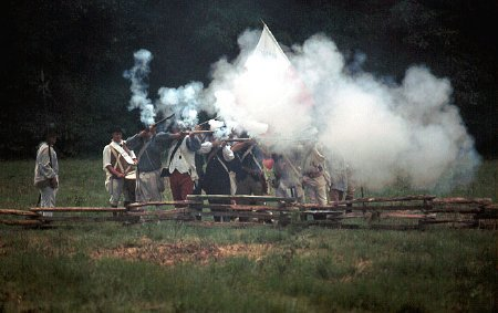 NH Men at Bunker Hill (c) Ralph Morang