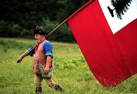 Colonial Militia (c) Ralph Morang